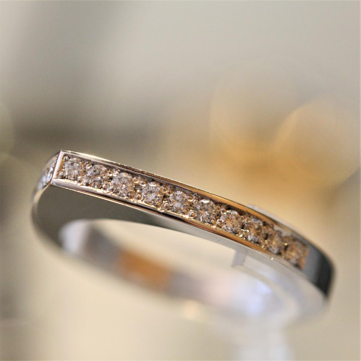 Diamantring, allainsring, förlovningsring