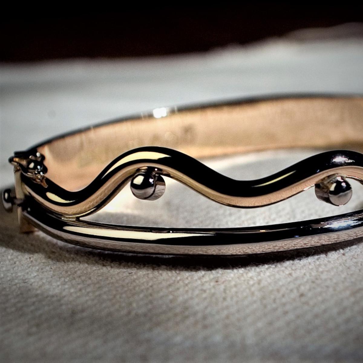 Armring, armband, guldarmband